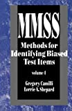 Camilli, Gregory: Methods for Identifying Biased Test Items (Measurement Methods for the Social Science)
