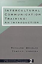 Intercultural communication training : an…