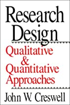 Research Design: Qualitative and…