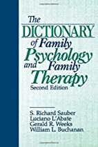 The Dictionary of Family Psychology and…