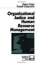 Organizational Justice and Human Resource…