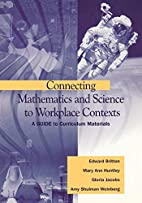 Connecting Mathematics and Science to…