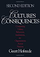 Culture's Consequences: Comparing…