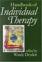 Handbook of Individual Therapy by Windy…