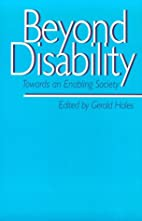 Beyond Disability: Towards an Enabling…