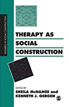 Therapy as Social Construction by Sheila…
