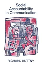 Social Accountability in Communication by…