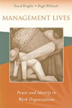 Management lives : power and identity in…