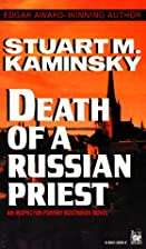Death of a Russian Priest by Stuart M.&hellip;