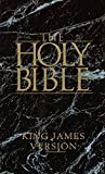 [???]: Holy Bible: Open Bible, King James Version, Brown Genuine Leather