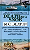 Beaton, M. C.: Death of a Snob