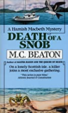 Death of a Snob (Hamish Macbeth Mysteries,…