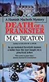 Beaton, M. C.: Death of a Prankster