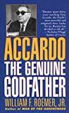 Roemer, William F.: Accardo: The Genuine Godfather