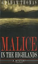 Malice in the Highlands (Erskine Powell…