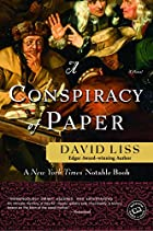 A Conspiracy of Paper: A Novel (Ballantine…