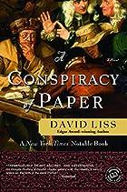 A Conspiracy of Paper: A Novel (Ballantine…