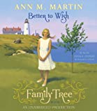 Martin, Ann M.: Family Tree #1