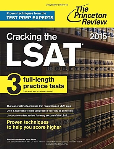 cracking-the-lsat-with-3-practice-tests-2015-edition-graduate-school-test-preparation
