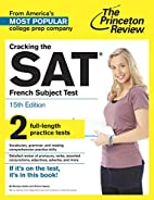 Cracking the SAT French Subject Test, 15th…