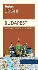 Fodor's Budapest 25 Best (Full-color…