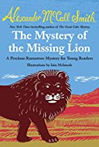 Precious and the Mystery of the Missing Lion…
