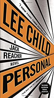Personal: A Jack Reacher Novel av Lee Child