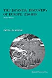 Keene, Donald: Japanese Discovery of Europe, 1720-1830