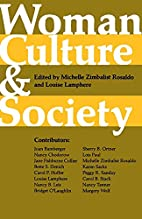 Woman, Culture, and Society by Michelle…