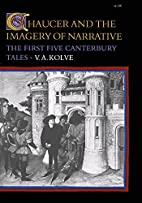 Chaucer and the Imagery of Narrative: The…
