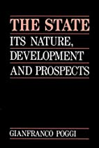 The State: Its Nature, Development, and…