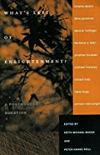 What's Left of Enlightenment? A Postmodern…