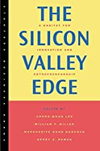 The Silicon Valley Edge: A Habitat for…