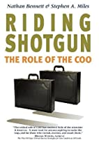 Riding Shotgun: The Role of the COO by…