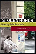 Stolen Honor: Stigmatizing Muslim Men in…