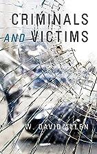 Criminals and Victims (Stanford Economics…