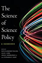 The Science of Science Policy: A Handbook…