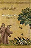 Agamben, Giorgio: The Highest Poverty: Monastic Rules and Form-of-Life (Meridian: Crossing Aesthetics)