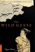 Wild Geese by Ogai Mori