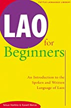 Lao for Beginners: An Introduction to the…