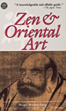Zen & Oriental Art by Hugo Munsterberg