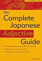 Complete Japanese Adjective Guide: A Simple…