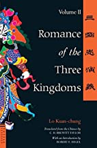 Romance of the Three Kingdoms, Vol. 2 by Lo…