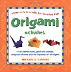 Origami Activities: Asian Arts & Crafts for…