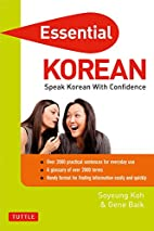 Essential Korean: Speak Korean with…