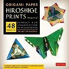 Origami Paper - Hiroshige Prints - Small 6…