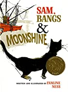 Sam, Bangs & Moonshine (Owlet Book) by…