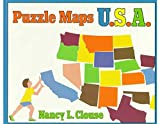 Clouse, Nancy L.: Puzzle Maps U. S. A.