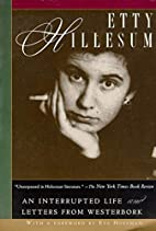 Etty Hillesum: An Interrupted Life the…