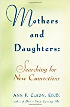 Mothers and Daughters: Searching for New…